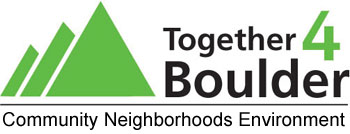 Together 4 Boulder Logo